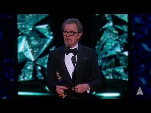 Gary Oldman wins Best Actor