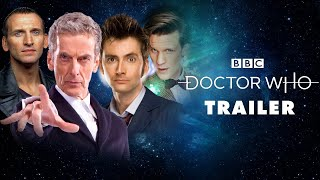 Doctor Who: 'The Adventure of a Lifetime' Trailer (Series 1-9)