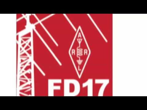 American Radio Relay League field day 2017 KP4NET