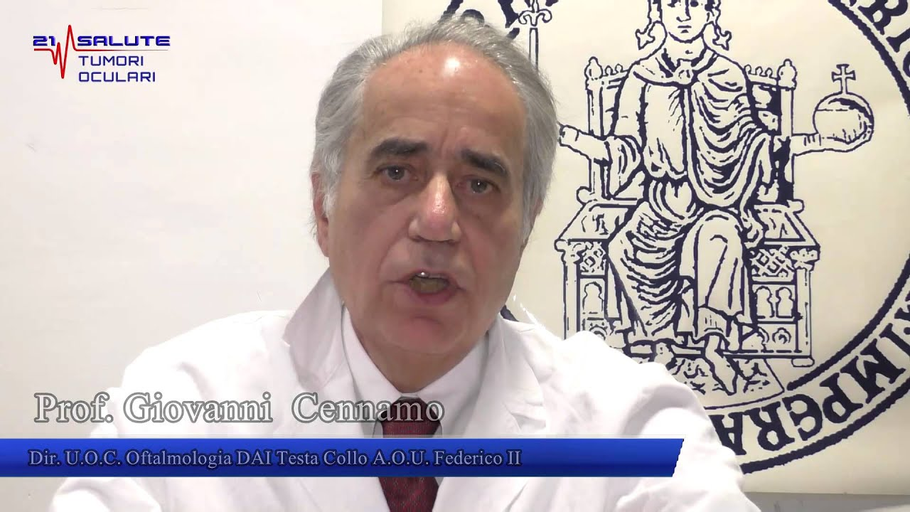 Professor Giovanni Cennamo - Ecografia Napoli