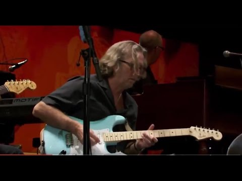 """The Thrill Is Gone""Eric Clapton, BB King, Robert Cray, Jimmi Vaughn (HD)"