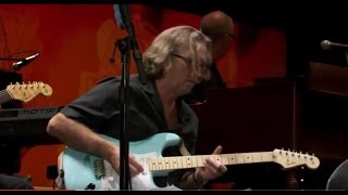 """The Thrill Is Gone""  BB King, Eric Clapton, Robert Cray, Jimmi Vaughn (HD)"