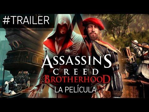 Assassin's Creed Brotherhood | Clip Tráiler Promocional | La Película Completa en Español