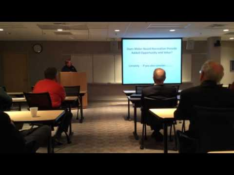 Nebraska Game & Parks: Economic Development of Parks in Nebraska - Water Roundtable October 2014
