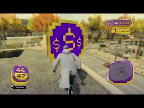 """Watch Dogs Cash Run """"Gold Medal Award"""" (Parkour and Free Running)"""