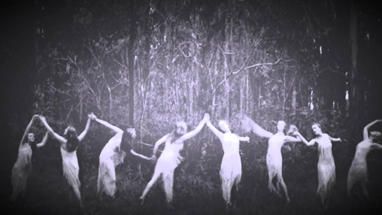 Witch Dance by Len Lye