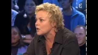 Bernard Tapie et Muriel Robin quittent le plateau - On n'est pas couché 16 décembre 2006 #ONPC