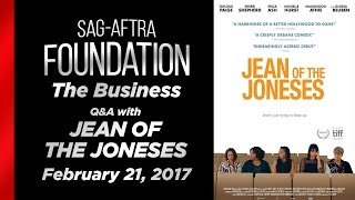 The Business: Q&A with JEAN OF THE JONESES