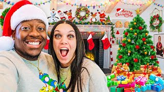 THE PRINCE FAMILY HOLIDAY HOUSE TOUR!!!