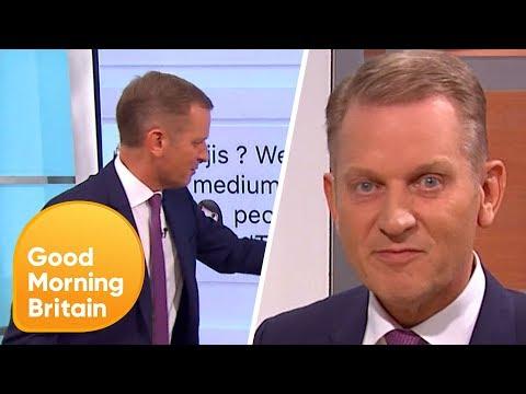 Jeremy Kyle Hates Emojis! | Good Morning Britain
