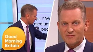 Jeremy Kyle Hates Emojis! | Good Morning Britain