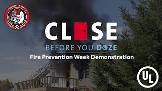 Close Before You Doze Demonstration Event