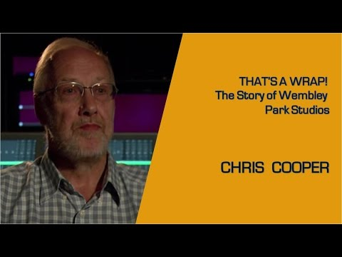Chris Cooper's Memories of Wembley Park Studios