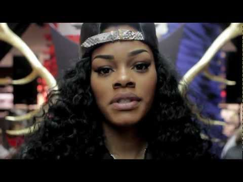 "Teyana Taylor: ""A Day In The Life"" adidas Harlem GLC Release"