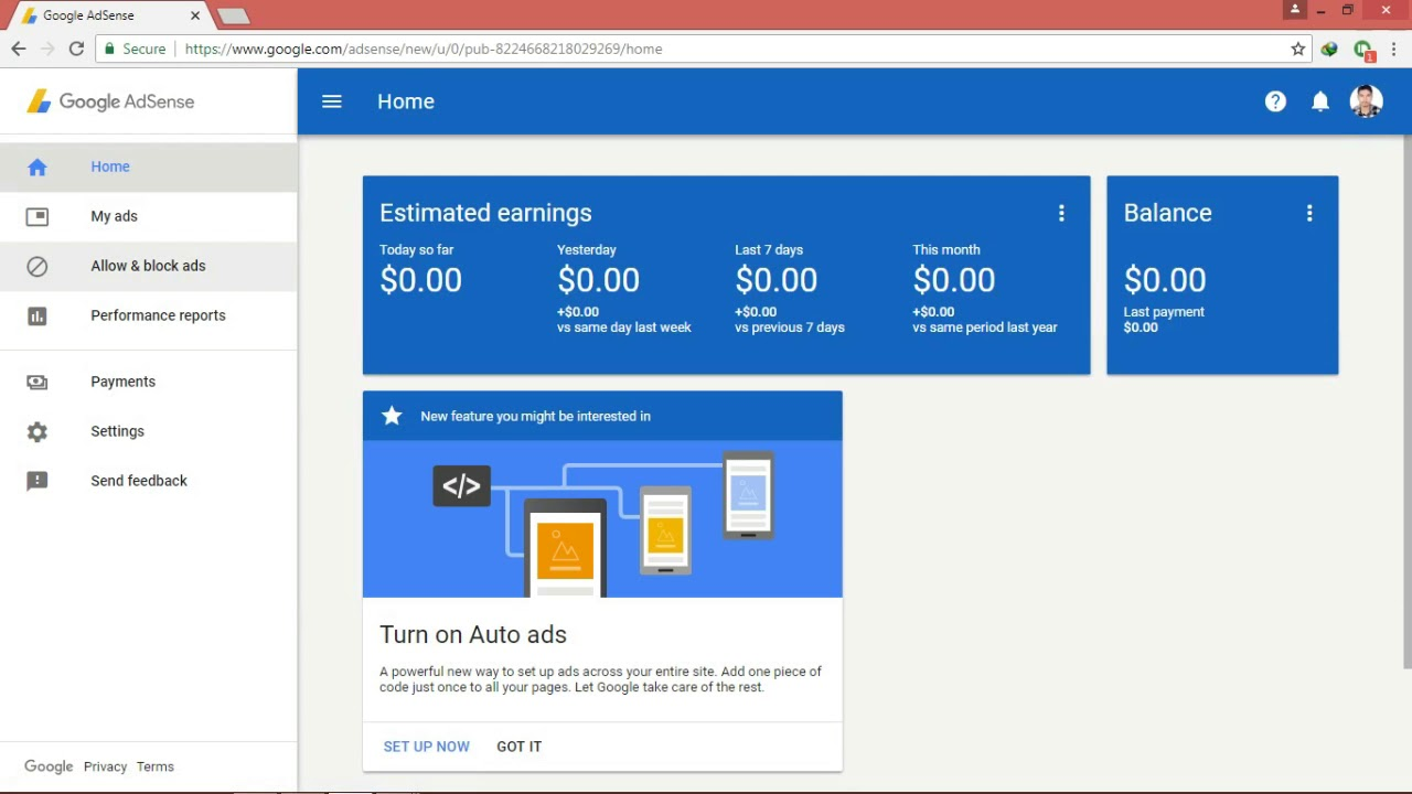 how to change your google account address - YouTube