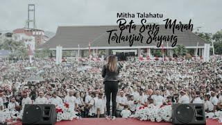 Mitha Talahatu Medley Beta Seng Marah dan Terlanjur Sayang Live di Ambon