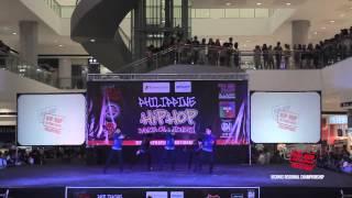 Wat Cru - Adult Division - Official HHI/PH Visayas Regional Championship
