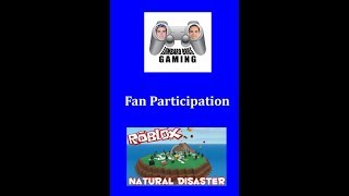 ROBLOX Natural Disasters #30