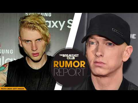 Osei The Dark Secret - MGK Vs. Eminem.Who You Think Is Up?Listen Now!