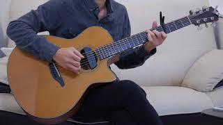 南拳媽媽 - 下雨天 (acoustic guitar solo)