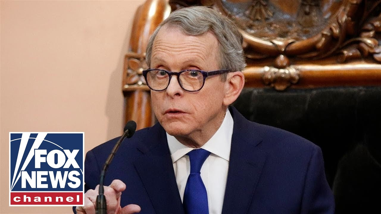 Live: Ohio Governor DeWine holds a press conference
