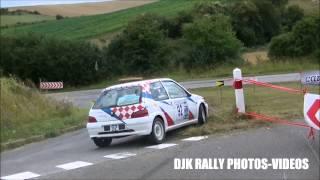 Vid�o Rallye des Routes Picardes 2015 [Crash and Mistakes]