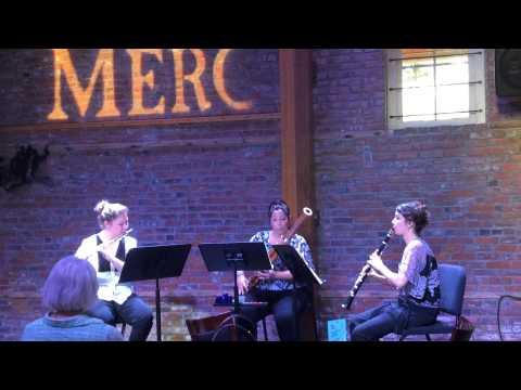 Americana Trio, I. A March