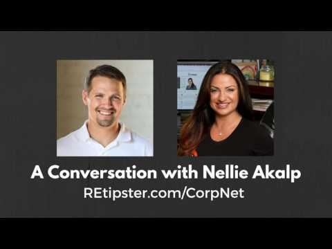 How to Fast-Track Your Real Estate Corporation with Nellie Akalp of CorpNet