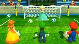 Mario Party: The Top 100 Minigames - Rosalina Vs Daisy Vs Mario Vs Luigi