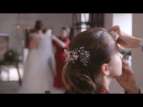 Beth & Oran's Wedding Video at Holmes Mill, Clitheroe.