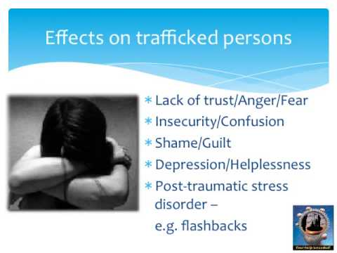 APT - Trafficking in Persons