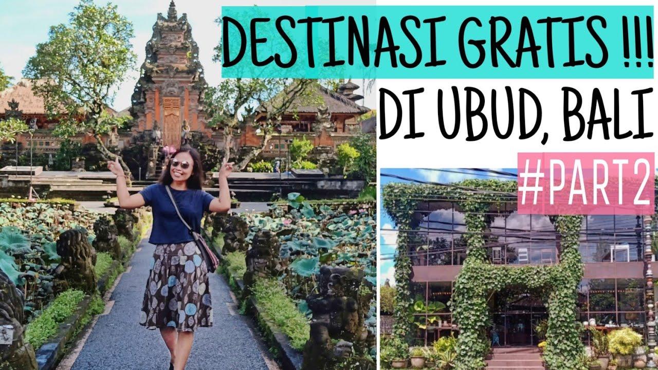 Tempat Wisata Di Ubud Bali Tempat Wisata Indonesia
