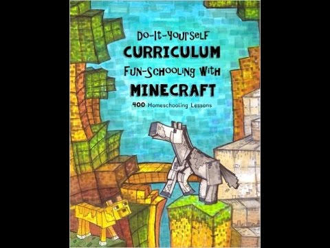 Fun schooling with minecraft 400 homeschooling lessons by sarah fun schooling with minecraft 400 homeschooling lessons by sarah brown thinking tree solutioingenieria Image collections