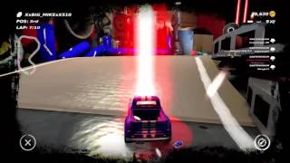 Table Top Racing: World Tour - Online Multiplayer Races (Cult Classics) PS4 Gameplay
