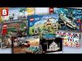 Lego summer 2021 set revealed ninjago minecraft disney friends harry potter creator and more