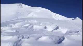 Bivouac on Mont Blanc