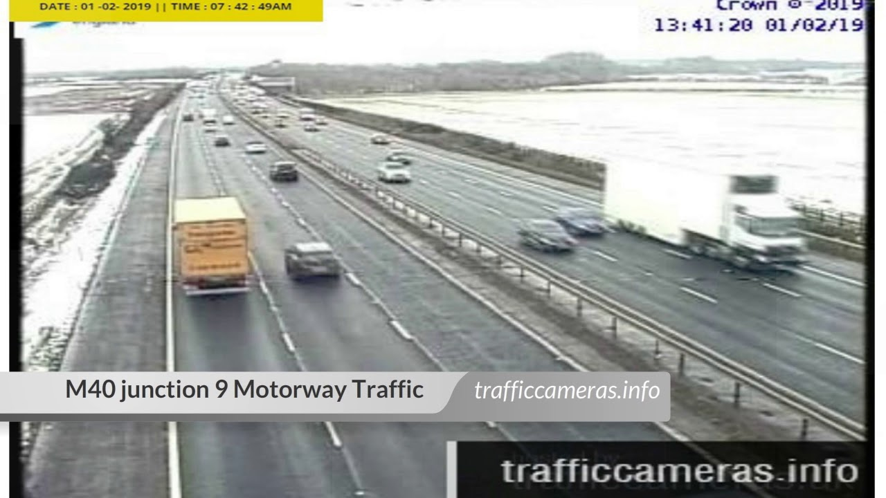 M40 Live Traffic Cameras - Trafficly