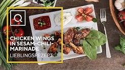 Chicken Wings in Sesam-Chili-Marinade | Lieblingsrezept der Woche | QVC