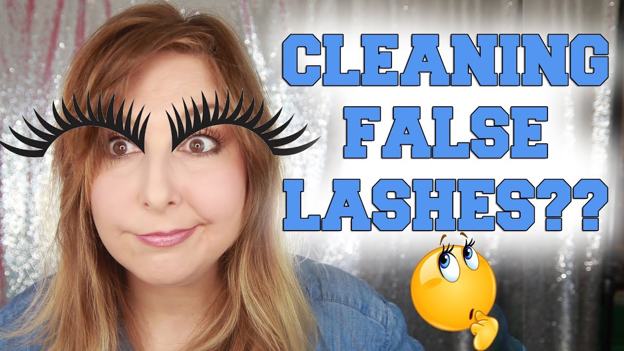 Cleaning False Lashes Can I Reuse False Eyelashes How To Clean