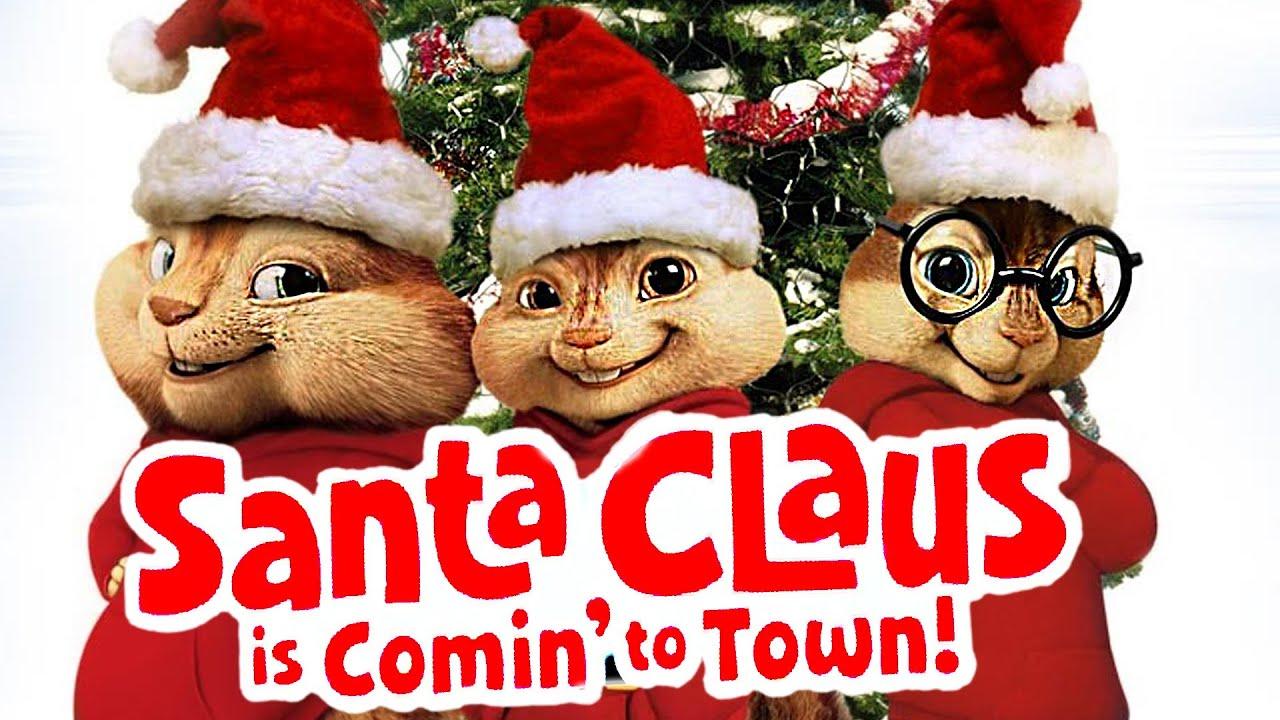 Santa Claus is coming ... Mariah Carey Merry Christmas Youtube