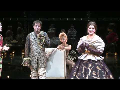 Staatstheater Nürnberg - DER MENSCHENFEIND von Molière