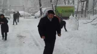 Зима пришла в ТОРГОВЫЙ ДОМ