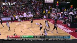 2017 Boston Celtics Summer League Playbook