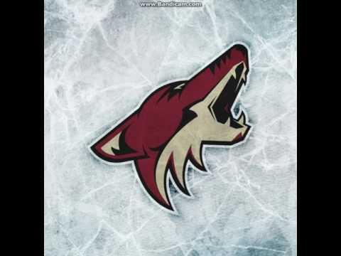 Arizona Coyotes Goal Horn 2016/17