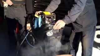 видео Почему на горячую не заводится бензопила «Штиль-250»