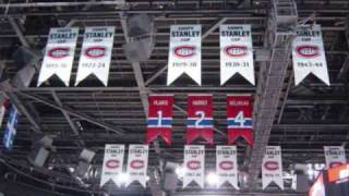 Canadiens de montreal- Habs former goal song ( best video version!! )