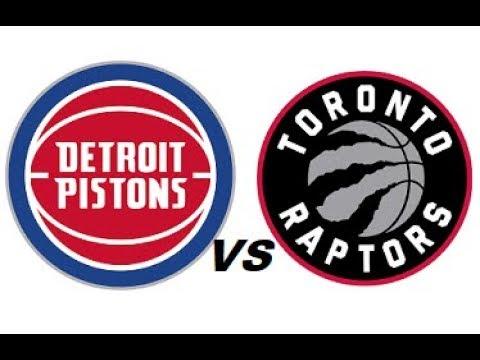 Detroit Pistons vs Toronto Raptors NBA Full Highlights (NOVEMBER 15TH 2018-19)