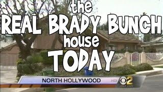 The REAL Brady Bunch House