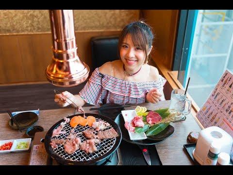 Review : ร้านอาหารญี่ปุ่นสุดคุ้มย่านบางนา มีเมนูกินฟรีทุกวัน !!! 日本料理屋さん食レポ