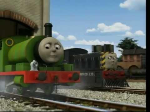 Il trenino Thomas  - nuovi episodi.flv